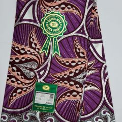 Vlisco Limited Edition Superwax 08