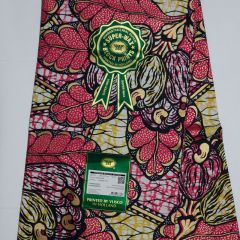 Vlisco Limited Edition Superwax 09
