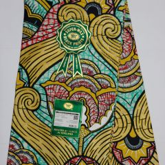 Vlisco Limited Edition Superwax 11
