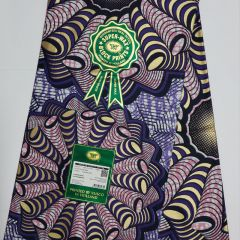 Vlisco Limited Edition Superwax 12