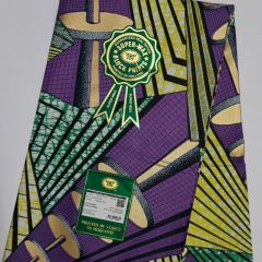 Vlisco Limited Edition Superwax 13
