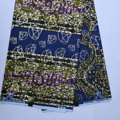 PresidentHolland African Fabrics, Wax90