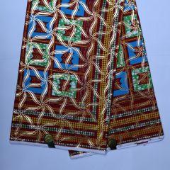 PresidentHolland African Fabrics, Wax91