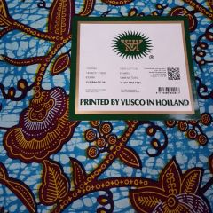 VLISCO Wax Holland 55